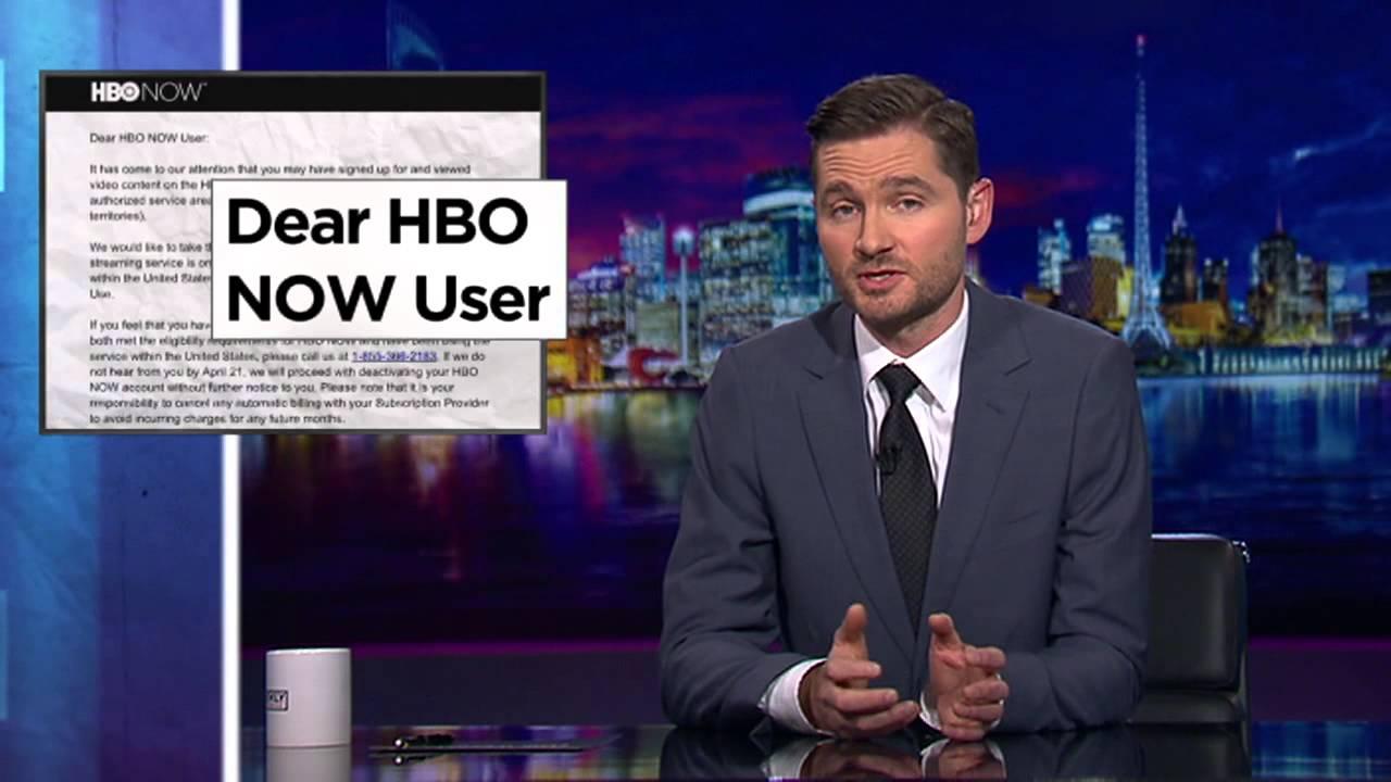 Watch Australia's Latest 'Daily Show' Clone Take On Internet Piracy