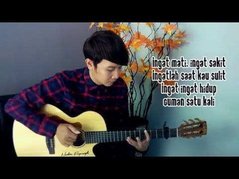 (Wali) Tobat Maksiat 'ToMat' - Nathan Fingerstyle | Guitar Cover