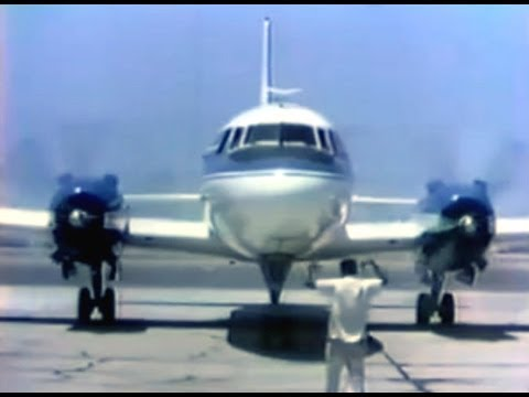 Convair CV-600 Turboprop Promo Film - 1965 Mp3