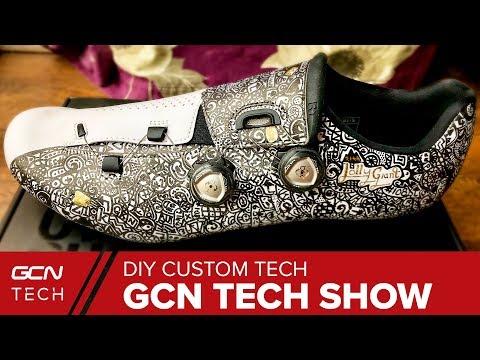 your-diy-custom-cycling-tech--bike-bling--gcn-tech-show-ep63