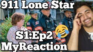 "911 Lone Star Season 1 Episode 2 ""Yee-Haw"" | Fox | Reaction/Review"