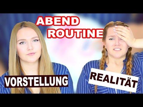 vorstellung vs realität