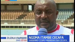 Harambee Stars yajiandaa kwa michuano ya CECAFA kule Uganda | #ZILIZALAVIWANJANI