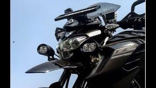 Yamaha FZ25 And FZ Ver.1 Full Modified - FZ Tourer Edition