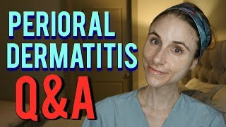 Perioral dermatitis Q&A: tips & things to avoid| Dr Dray