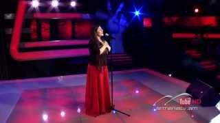 Naira Asatryan,Կռունկ by Komitas    The Voice of Armenia – The Blind Auditions – Season 3