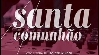 Convite Santa Comunhão São José Dos Campos