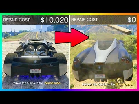 DO NOT SELL ANOTHER VEHICLE IN GTA ONLINE UNTIL YOU KNOW THESE SECRET TRICKS & MORE! (GTA 5 DLC)