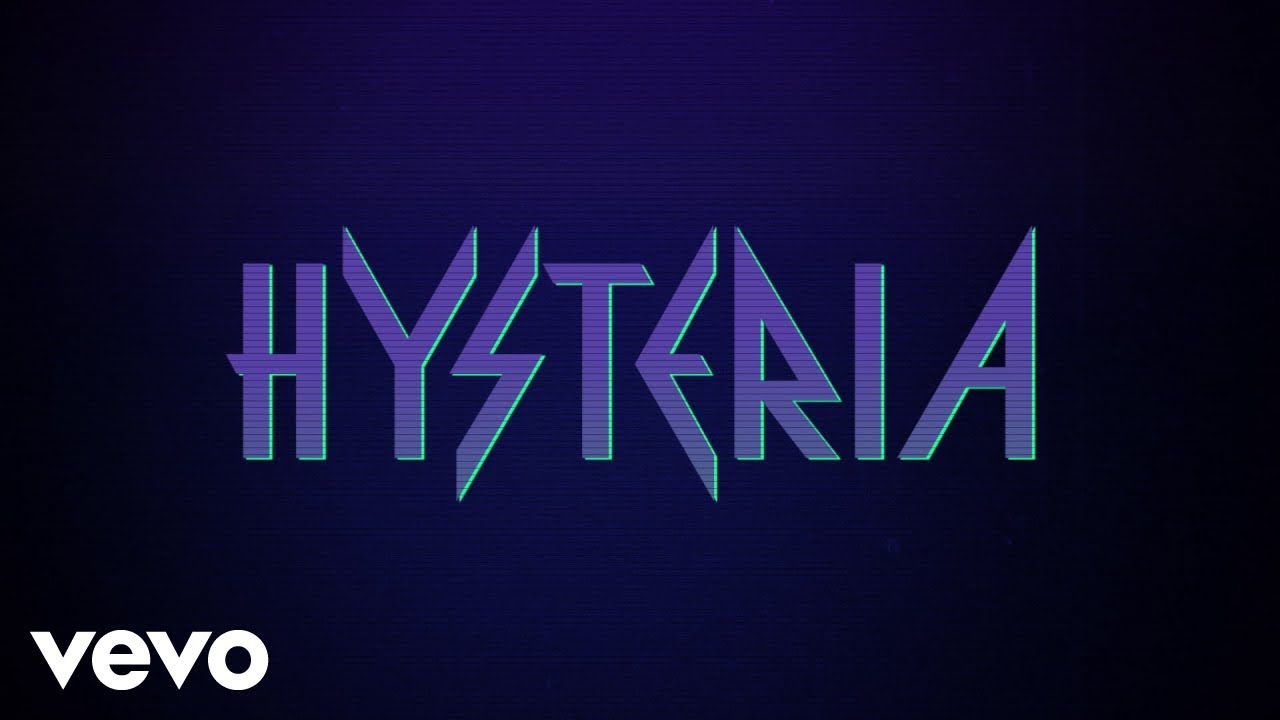 Hysteria MP3 Download 320kbps