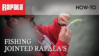 Jointed floating rapala