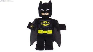 LEGO Batman Minifigure Plush toy review!