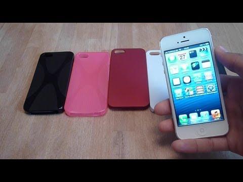 iphone 5 Hüllen Test
