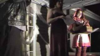 Ragsdale Halloween Wedding Part 1