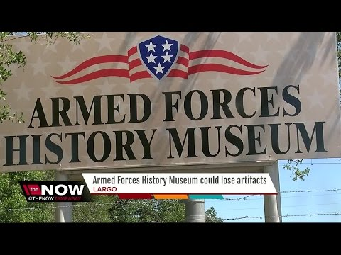Close Armed Forces History Museum in Largo could lose artifacts