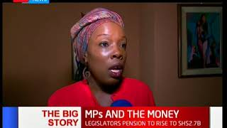 MPs and the Money:The Big Story full bulletin