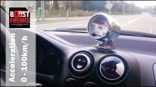 Daewoo Matiz Turbo acceleration test - Most Por Videos