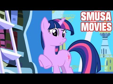 MLP FIM CZ PARODY 1-My Little Pony CZ Parody S01 E01 část 1/4