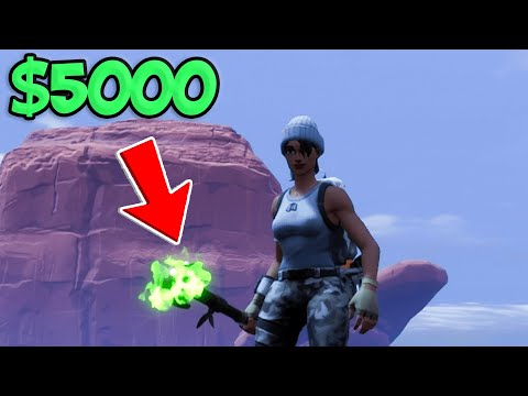"""I Bet $5000 that he couldn't find this """"RARE ITEM"""" (Crazy Reactions)"""