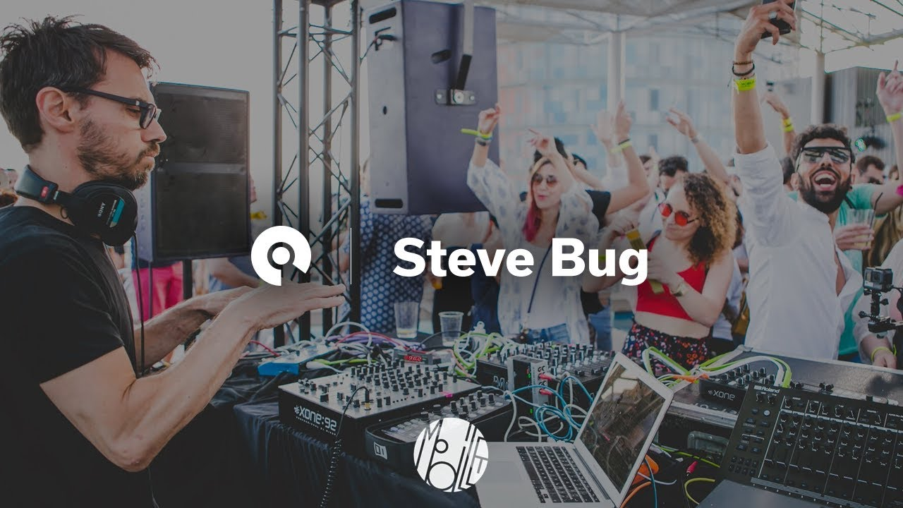 Steve Bug - Live @ Rodriguez Jr. & Friends Rooftop 2018