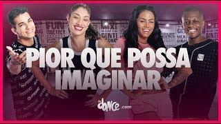 Pior Que Possa Imaginar   Luisa Sonza | FitDance TV (Coreografia Oficial)