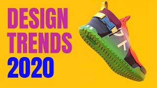 6 BIG Design Trends In 2020 - Must Know!