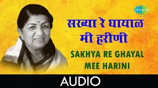 Sakhya re ghayal mee harini | Audio Song | सख्या रे