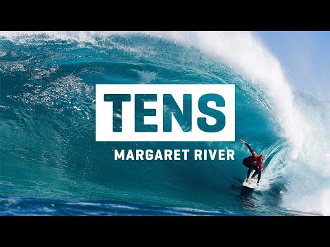 Top 3 rides from pro surfers at Margaret River