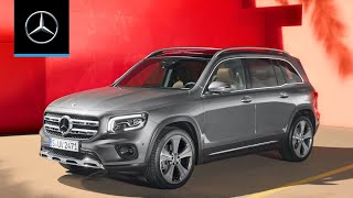 YouTube Video DRqDS_1VtCU for Product Mercedes-Benz GLB-Class Crossover (X247) by Company Mercedes-Benz in Industry Cars