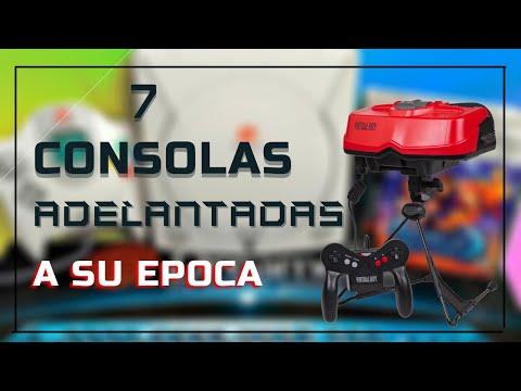 ️️7 consolas DEMASIADO innovadoras️️ Gamers y compañias futuristas