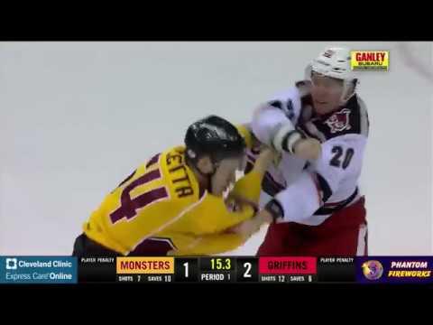 Daniel Renouf vs Jordan Maletta