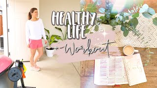 My Healthy Life! | Workout + Healthy Recipes