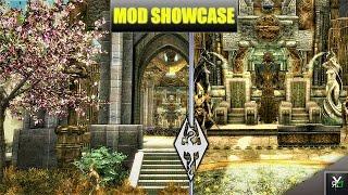 EAGLEVIEW: Unique Player Home!!- Xbox Modded Skyrim Mod