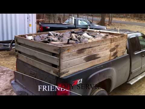 Pricing Your Scrap Catalytic Converters - смотреть онлайн на Hah Life