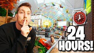 24 Hour Overnight Challenge In MEGASTORE!
