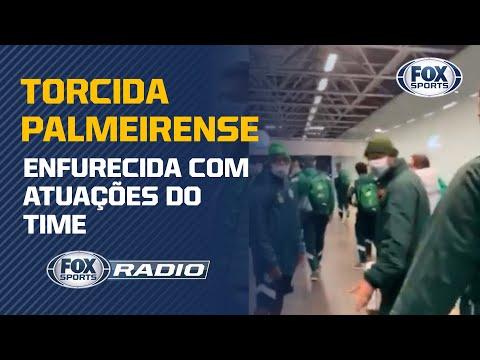 PALMEIRAS: TORCEDORES TÊM RAZÃO EM PROTESTAR? Veja debate no FOX Sports Rádio