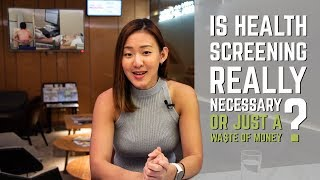 Is Health Screening Really Necessary? Or Just a Waste of Money? | Joanna Soh