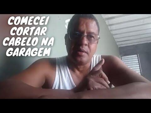 COMO COMECEI MINHA BARBEARIA NA GARAGEM E COM POUCAS FERRAMENTAS