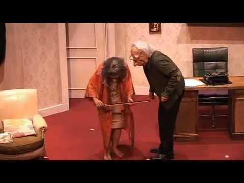 André y Dorine de kulunka teatro
