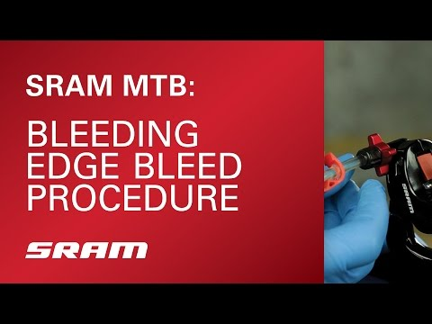 SRAM MTB: Bleeding Edge Brake Bleed