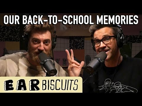 Is Back-To-School A Feeling?   Ear Biscuits Ep. 158