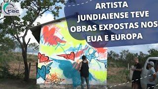 De Jundiaí para o mundo: Tiago Magro já teve suas obras expostas nos EUA e Europa