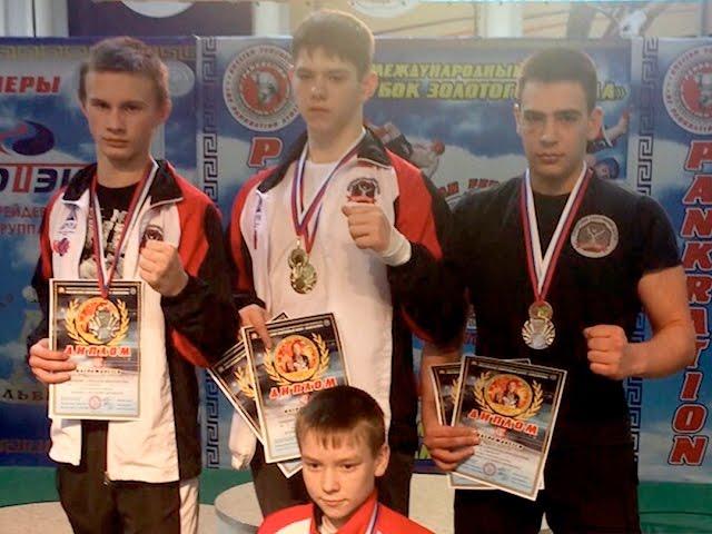 Победы ангарских спортсменов