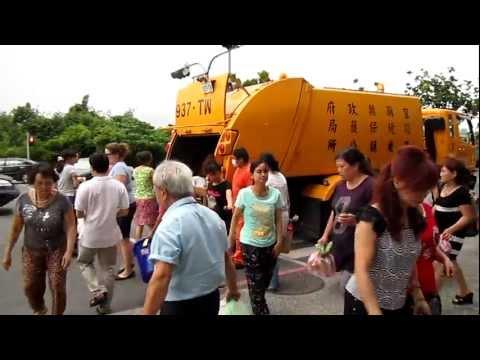 How I Met Taiwan, Capitolo 8: la spazzatura