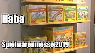 Spielwarenmesse 2019: Kurzer Überblick einiger Haba Neuheiten