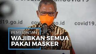 Mulai 6 April 2020, Warga Jakarta Wajib Pakai Masker saat Naik Transportasi Umum