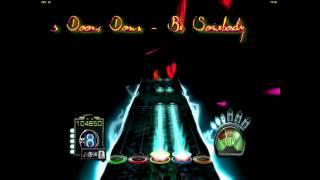 3 Doors Down - Be Somebody 100% FC / Guitar Hero 3 Custom Song (PC)