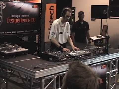 Qualification Spin to impress MK3 (DJ X-Tydus) (Boutique Solotech)