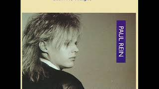 Paul Rein - Show Me Tonight (1986)
