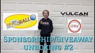 Sponsors/Giveaway #2 with Jack from the Pirates! GVBL 2018-19