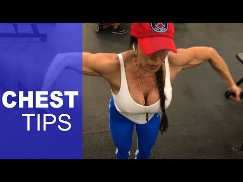 Sexy Chest Workout Tips with Denise Masino